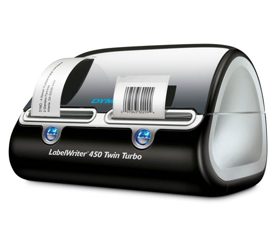 TARRATULOSTIN DYMO LABELWRITER 450 TWIN TURBO